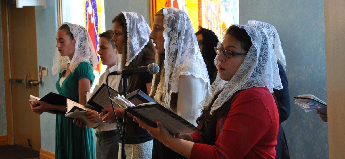 Extraordinary Vegas - Information on the Traditional Latin Mass in